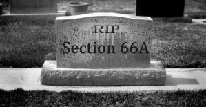 RIP-Section-66A